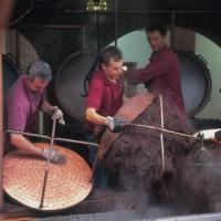 The production of Grappa