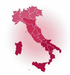 La Grappa in Italia