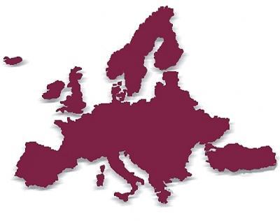 Destillate in Europa