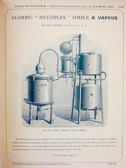 Zur Modernen Destillation hin