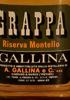 Grappa Riserva Montello