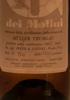 Grappa da Vinacce di Muller Thurgau