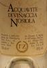 Acquavite di Vinaccia Nosiola