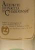 Acquavite di Vinaccia di Chardonnay