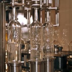 Misuratore fiscale dell'impianto di distillazione Poli Distillerie