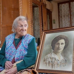 Emma Morano: un goccio di Grappa al giorno per vivere 117 anni
