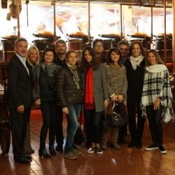 Besuch der Mitglieder des Bundes Musei Impresa