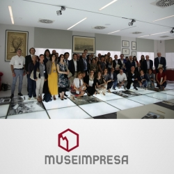 The Poli Grappa museum at Museimpresa's 2015 gathering