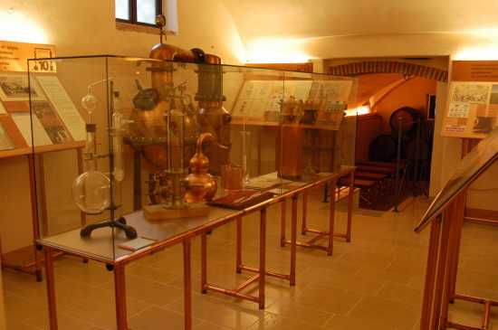 Museums of spirits in the world