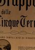Grappa delle Cinque Terre