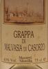 Grappa di Malvasia di Casorzo