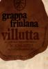Grappa Friulana Villutta