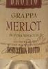 Grappa Merlot di Pura Vinaccia