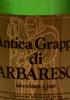 Antica Grappa di Barbaresco Invecchiata 4anni