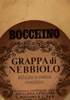 Grappa di Nebbiolo Distillato di Vinaccia Stravecchio
