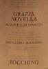 Grappa Novella Acquavite di Vinaccia