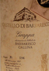 Grappa di Vinaccia di Nebbiolo da Barbaresco Gallina
