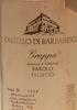 Grappa di Vinaccia di Nebbiolo da Barolo Falletto