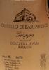 Grappa di Vinaccia di Dolcetto d'Alba Basarin