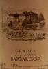 Grappa da Vinaccia di Nebbiolo da Barbaresco
