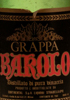 Grappa Barolo