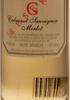 Grappa Cabernet Sauvignon Merlot - Husk Brandy