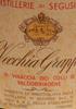 Vecchia Grappa di Vinaccia dei Colli di Valdobbiadene