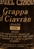 Revel Chion Grappa d'ciavràn Anada 1976