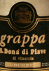 Grappa San Donà di Piave di Vinaccia