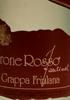 Barone Rosso Grappa Friulana
