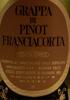 Grappa di Pinot Franciacorta