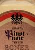 Grappa Pinot Noir - Treber