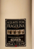 Acquavite d'Uva Fragolina