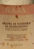 Gaja - Grappa di Nebbiolo da Barbaresco