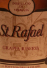 St. Rafael Grappa Riserva