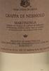 Grappa di Nebbiolo Martinega