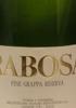 Rabosa Fine Grappa Riserva