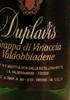 Duplavis Grappa di Vinaccia Valdobbiadene