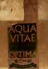 Acqua Vitae Optima Grappa Invecchiata Sauvignon