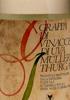 Grappa di Vinaccia di Uve di Muller Thurgau