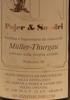 Grappa Distillata a bagnomaria da vinacce del Muller Thurgau