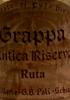 Grappa Antica Riserva - Ruta