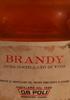 Brandy Puro Distillato di Vino