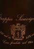 Grappa Sauvignon