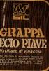 Grappa Vecio Piave Distillato di Vinaccia