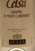 Celsa - Grappa di Pinot-Cabernet