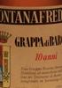 Fontanafredda Grappa di Barolo 10anni