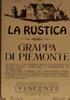 La Rustica Grappa di Piemonte