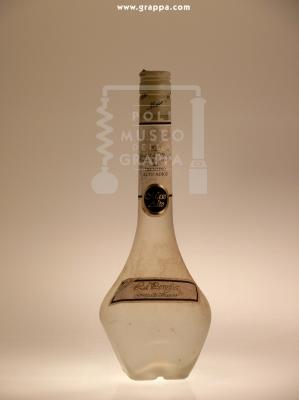 La Pergola Grappa di Vinaccia - Treber Branntwein - riserva Maso Alto