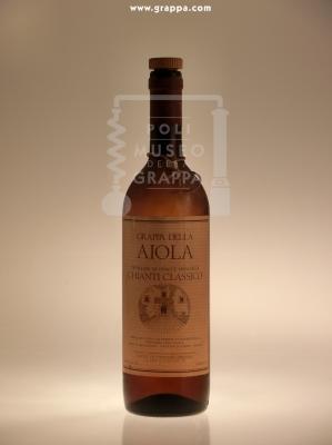 Grappa della Aiola Vinacce Fresche di Chianti Classico